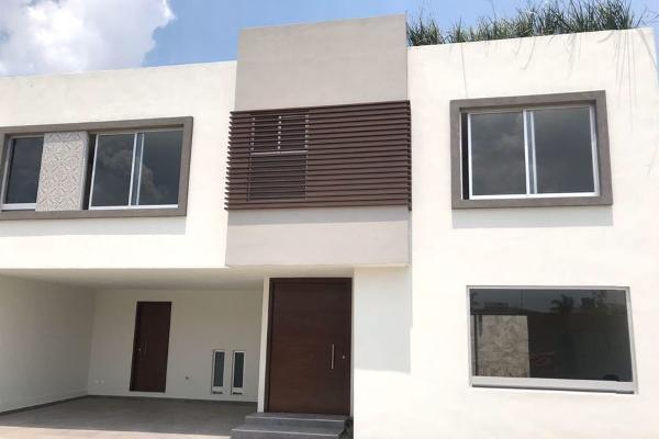 Foto de casa en venta en  , la carcaña, san pedro cholula, puebla, 5917421 No. 01