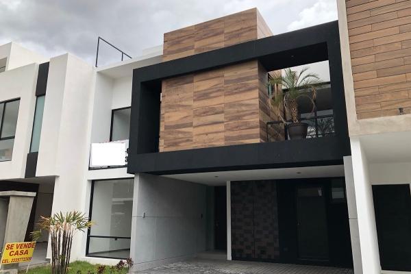 Foto de casa en venta en  , la carcaña, san pedro cholula, puebla, 6190623 No. 01