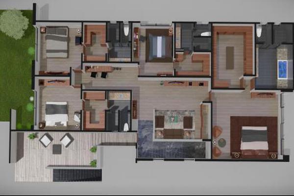 Foto de casa en venta en  , la cima 1er sector, san pedro garza garcía, nuevo león, 8710432 No. 04