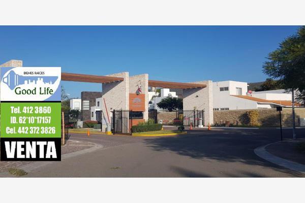 Foto de terreno habitacional en venta en  , la cima, querétaro, querétaro, 10192321 No. 01