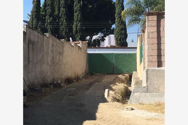 Foto de terreno habitacional en venta en  , la concepción, puebla, puebla, 8115102 No. 04