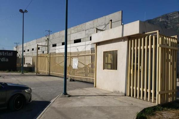 Foto de nave industrial en renta en  , la concordia, santa catarina, nuevo león, 7954687 No. 02