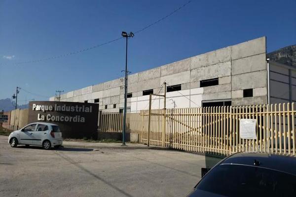 Foto de nave industrial en renta en  , la concordia, santa catarina, nuevo león, 7954687 No. 03