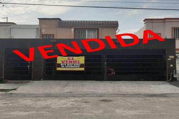 Foto de casa en venta en  , la condesa, guadalupe, nuevo león, 18021248 No. 01