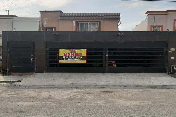 Foto de casa en venta en  , la condesa, guadalupe, nuevo león, 18021248 No. 02