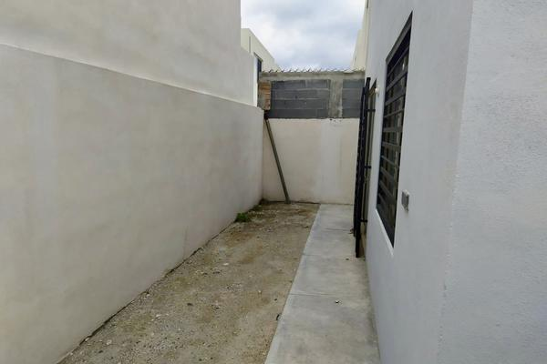 Foto de casa en renta en  , la condesa, guadalupe, nuevo león, 20642079 No. 22
