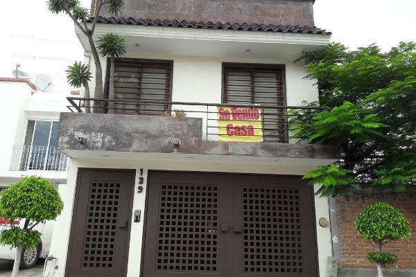Foto de casa en venta en  , la condesa, león, guanajuato, 5410764 No. 01