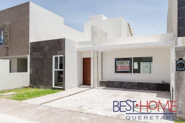 Foto de casa en venta en  , la condesa, querétaro, querétaro, 14035423 No. 01
