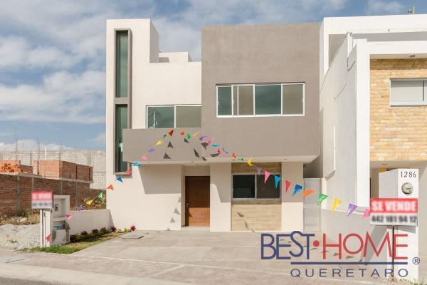 Foto de casa en venta en  , la condesa, querétaro, querétaro, 14035431 No. 01