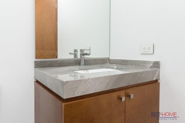 Foto de casa en venta en  , la condesa, querétaro, querétaro, 14035435 No. 27
