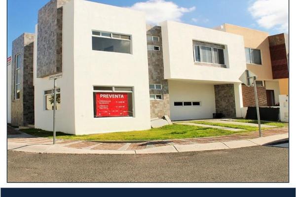 Foto de casa en venta en  , la condesa, querétaro, querétaro, 5691595 No. 01