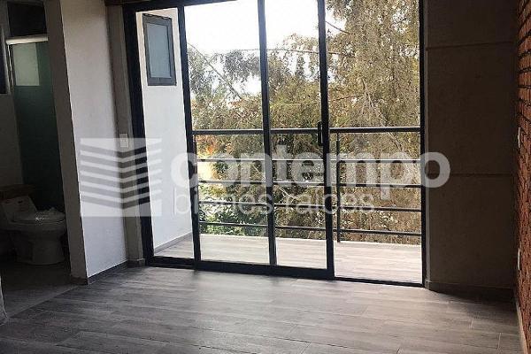 Foto de departamento en renta en  , la cuesta, jilotzingo, méxico, 14024498 No. 01