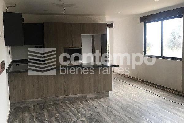 Foto de departamento en renta en  , la cuesta, jilotzingo, méxico, 14024498 No. 03