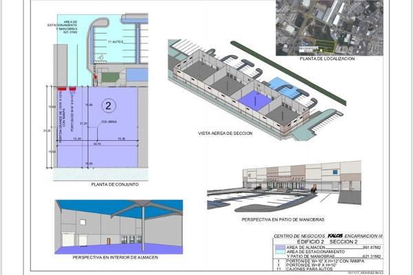 Foto de nave industrial en renta en  , la encarnación, apodaca, nuevo león, 11790757 No. 01