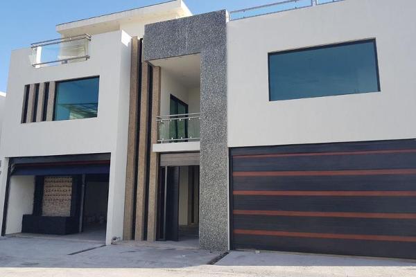 Foto de casa en venta en  , la encomienda, general escobedo, nuevo león, 7955763 No. 01