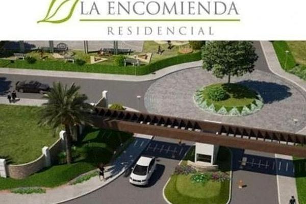 Foto de terreno habitacional en venta en la encomienda , la cantera, general escobedo, nuevo león, 5756427 No. 01