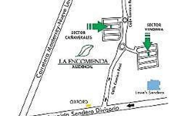 Foto de terreno habitacional en venta en la encomienda , la cantera, general escobedo, nuevo león, 5756427 No. 04