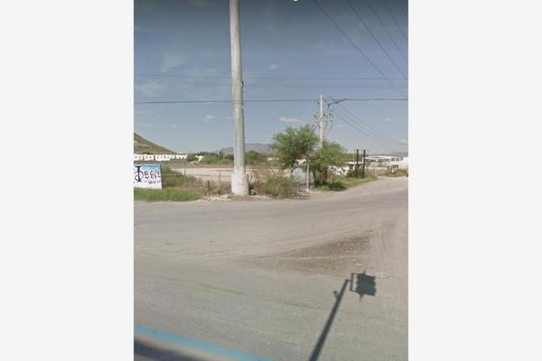 Foto de terreno habitacional en renta en la esmeralda , la esmeralda, ramos arizpe, coahuila de zaragoza, 17115269 No. 04