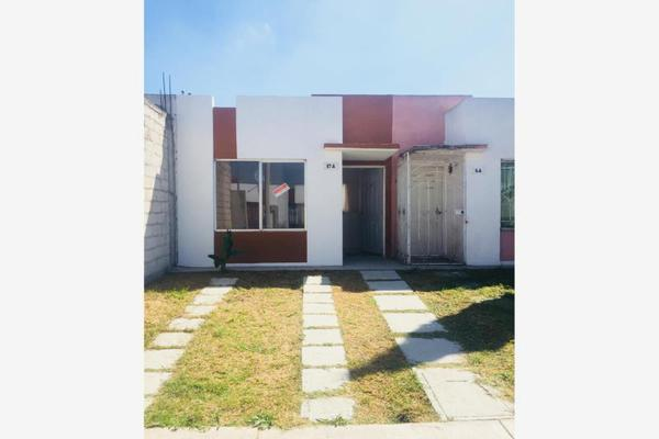 Foto de casa en venta en  , la esmeralda, zumpango, méxico, 6168548 No. 01