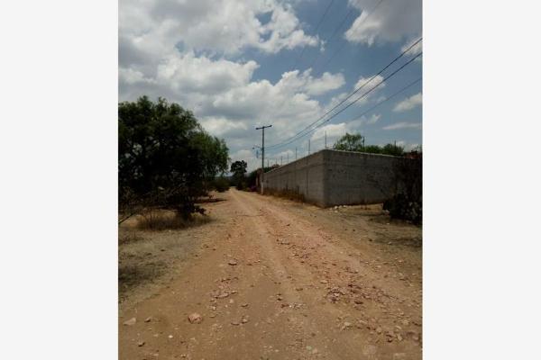 Foto de terreno habitacional en venta en  , la esperanza, colón, querétaro, 5671759 No. 01