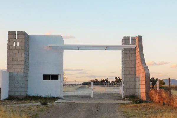 Foto de terreno habitacional en venta en la estacion , la estación, aguascalientes, aguascalientes, 6153928 No. 01