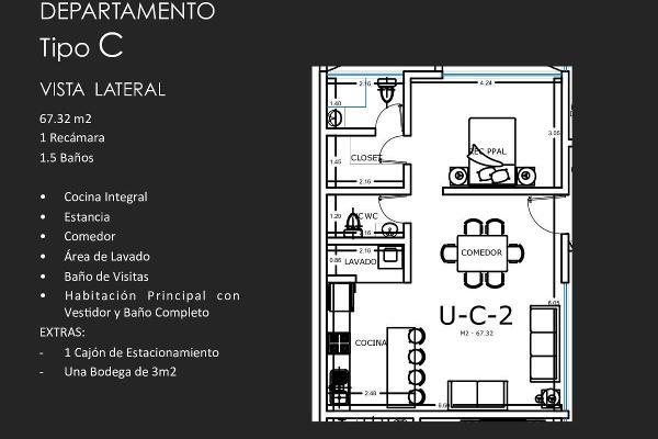 Foto de departamento en venta en  , la estancia, zapopan, jalisco, 8105156 No. 13