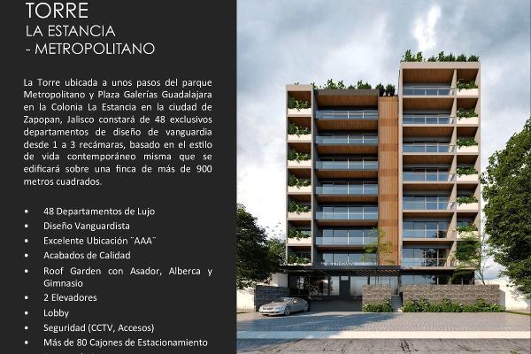 Foto de departamento en venta en  , la estancia, zapopan, jalisco, 8897567 No. 02