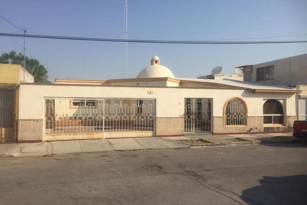 Foto de casa en venta en  , la estrella, torreón, coahuila de zaragoza, 7200556 No. 01