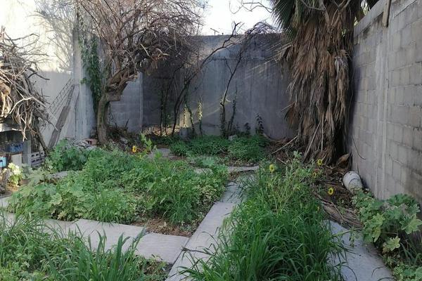 Foto de terreno habitacional en venta en  , la floresta, guadalupe, nuevo león, 0 No. 01