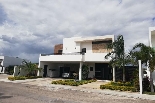 Foto de casa en venta en  , la florida, mérida, yucatán, 14038605 No. 01