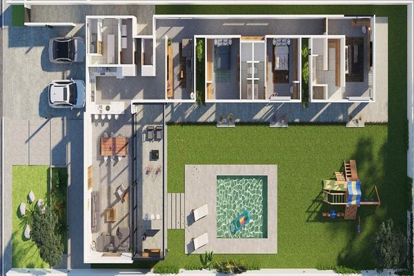 Foto de casa en venta en  , la florida, mérida, yucatán, 20844297 No. 03