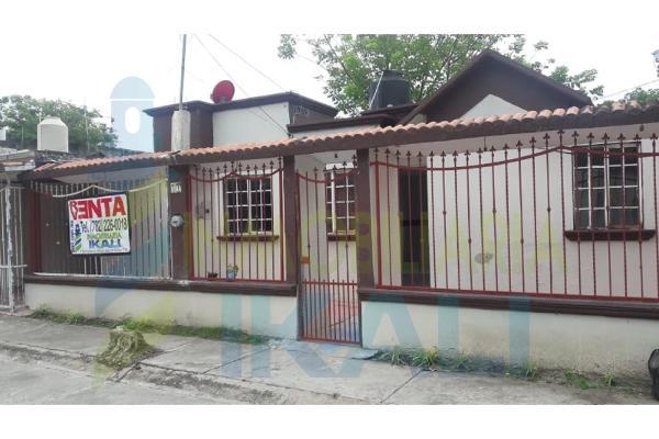 Foto de casa en venta en  , la florida, poza rica de hidalgo, veracruz de ignacio de la llave, 5910128 No. 01