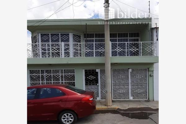 Foto de casa en venta en  , la forestal, durango, durango, 8434924 No. 01