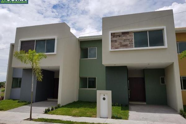 Foto de casa en venta en  , la frontera, villa de álvarez, colima, 4638847 No. 01