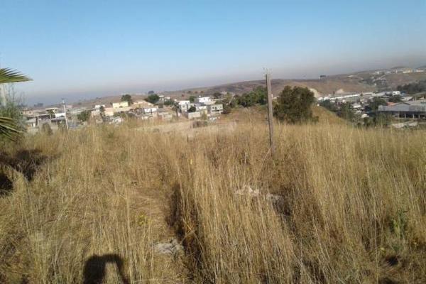 Foto de terreno habitacional en venta en  , la gloria, tijuana, baja california, 5900436 No. 03