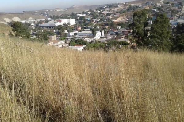 Foto de terreno habitacional en venta en  , la gloria, tijuana, baja california, 5900436 No. 12
