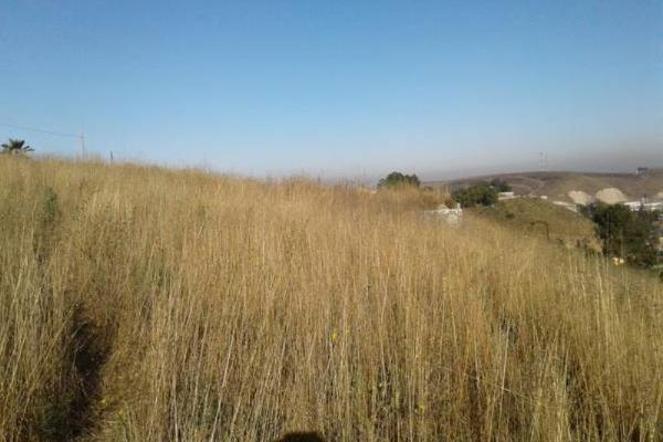 Foto de terreno habitacional en venta en  , la gloria, tijuana, baja california, 5900436 No. 13