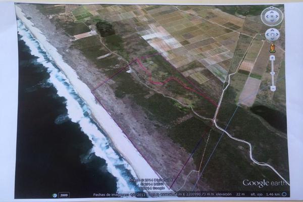 Foto de terreno habitacional en venta en  , la gloria, tomatlán, jalisco, 14031378 No. 07