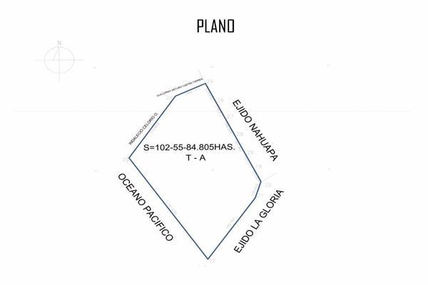 Foto de terreno habitacional en venta en  , la gloria, tomatlán, jalisco, 14031378 No. 09