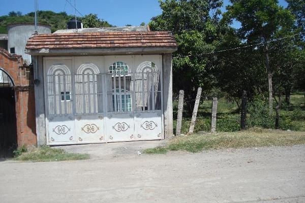 Foto de terreno habitacional en venta en  , la glorieta, amacuzac, morelos, 2685740 No. 01