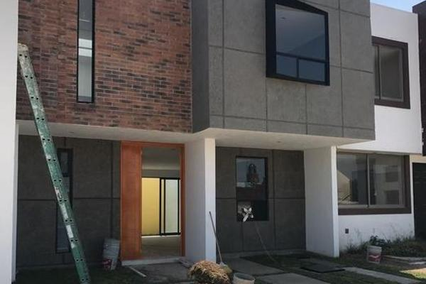 Foto de casa en venta en  , privada de las cruces, pachuca de soto, hidalgo, 8066830 No. 01