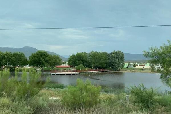 Foto de terreno habitacional en venta en  , la hacienda, ramos arizpe, coahuila de zaragoza, 16123421 No. 01