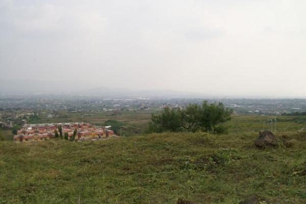 Foto de terreno habitacional en venta en  , la herradura, cuernavaca, morelos, 2710035 No. 03