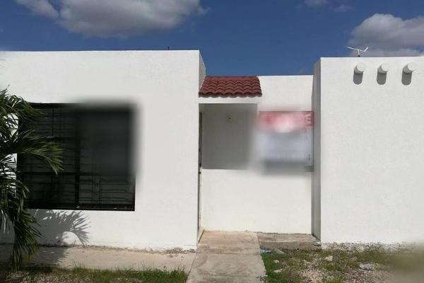 Foto de casa en venta en  , la herradura, mérida, yucatán, 7974716 No. 01