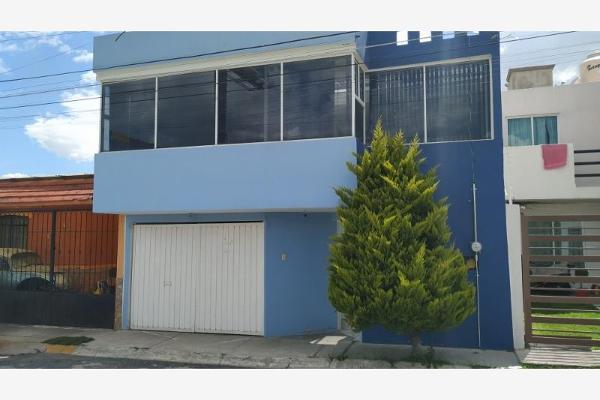 Foto de casa en venta en  , la herradura, pachuca de soto, hidalgo, 8860961 No. 01