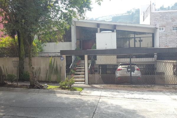 Foto de casa en venta en  , la herradura sección i, huixquilucan, méxico, 8120202 No. 01