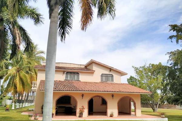 Foto de terreno habitacional en venta en  , la higuerita, culiacán, sinaloa, 7243001 No. 01