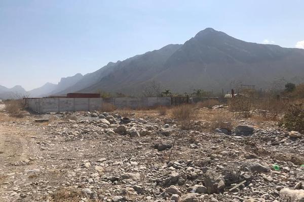 Foto de terreno habitacional en venta en  , la huasteca 1er sect, santa catarina, nuevo león, 19718603 No. 03