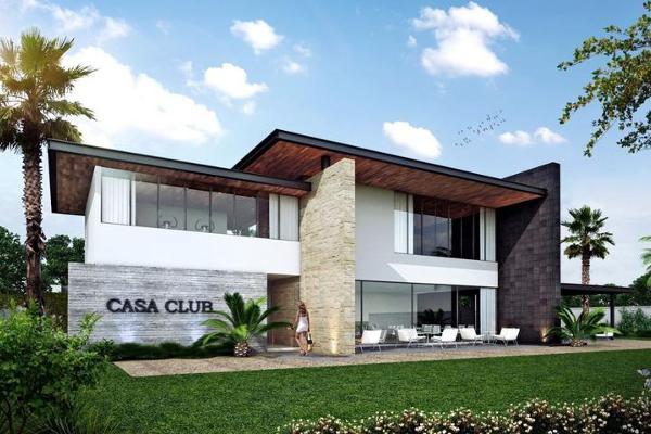 Foto de terreno habitacional en venta en  , la isla lomas de angelópolis, san andrés cholula, puebla, 8005627 No. 02