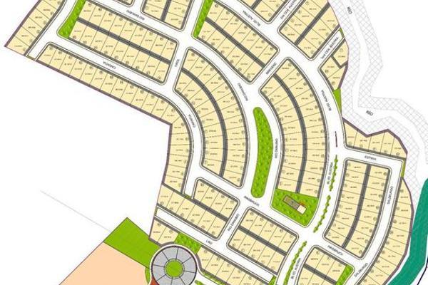 Foto de terreno habitacional en venta en  , la isla lomas de angelópolis, san andrés cholula, puebla, 8005732 No. 03